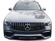 GLC Panamericana GLC63 Style Grille Models for Facelift Models after June 2019 with AMG Line Styling ONLY