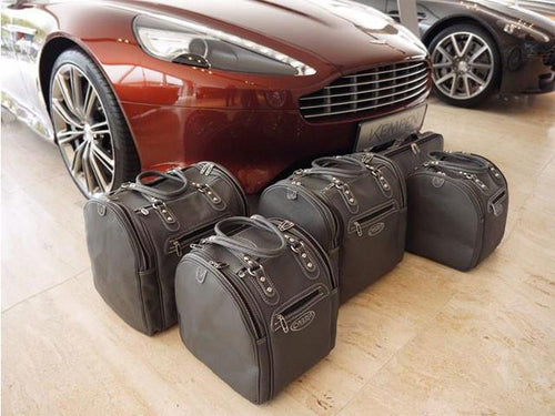 Aston Martin Virage Volante Luggage Baggage Bag Case Set Roadster bag