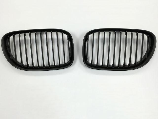 BMW F01 Grill Black Matt