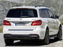Load image into Gallery viewer, AMG GLS63 Diffuser and Tailpipe Package