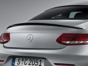 C Class Coupe Boot Spoiler
