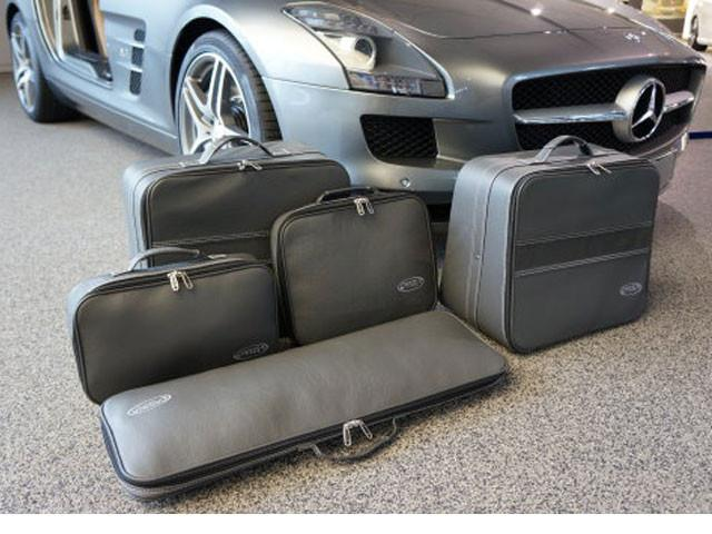 AMG SLS Roadsterbag Luggage Set for all Coupe models