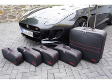Load image into Gallery viewer, Jaguar F Type Coupe Bag Set