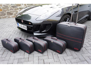 Jaguar F Type Coupe Bag Set