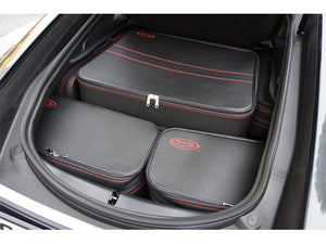 Jaguar F-Type Coupe Suitcase Roadster bag Set for all model years