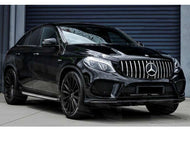 AMG Panamericana Grille Chrome and Black C292 GLE Coupe models From 2015 Onwards