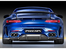 Load image into Gallery viewer, PIECHA AMG GT-RSR Rear apron with carbon diffuser