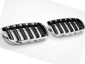 BMW X6 Grille Chrome