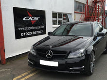 Load image into Gallery viewer, c63 grille black