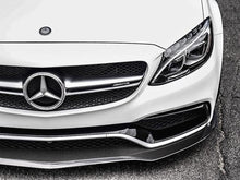Load image into Gallery viewer, C63 AMG Carbon Fiber Front Lip
