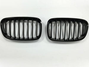 BMW 1 Series F20 Black Grill