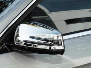 Mercedes Chrome Wing Mirror Covers