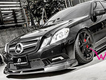 Load image into Gallery viewer, Carbon Fibre Front Spoiler Pre-facelift AMG Styled models to 03/2013 E Class W212