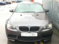 BMW E90 E92 E93 3 Series M3 Kidney Grill Grille Gloss Black