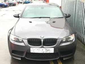 BMW E92 M3 kidney grills Gloss Black