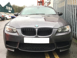 M3 Gloss Black Kidney Grills