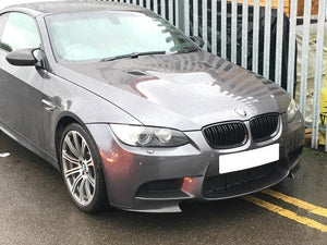 BMW E93 M3 kidney grills Gloss Black