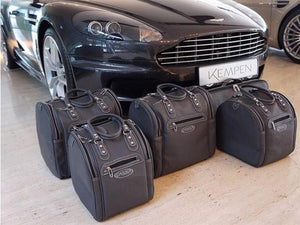 Aston Martin DBS Coupe Luggage Baggage Bag Case Set Roadster Bag