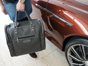 Aston Martin Vanquish Volante Luggage Baggage Bag Case Set Roadster Bag