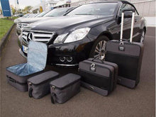 Load image into Gallery viewer, E Class Cabriolet luggage bags