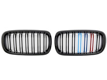 Load image into Gallery viewer, BMW X6M Grill tri colour
