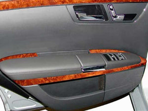 W221 S Class Border stripe door armrest front and rear