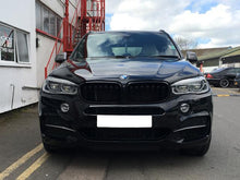 Load image into Gallery viewer, bmw x5 m grill black