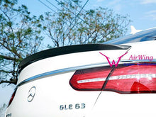 Load image into Gallery viewer, AMG GLE63 Coupe Boot Trunk Lid Spoiler Carbon Fibre