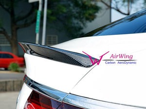 AMG GLE63 Coupe Boot Trunk Lid Spoiler Carbon Fibre