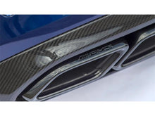 Load image into Gallery viewer, Mercedes C205 A205 AMG C63 S Carbon Fibre Rear Diffuser Insert Coupe Cabriolet