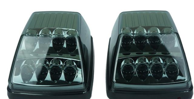 W463 G Wagen Wagon LED Front Indicators Corner Lamps Markers Set