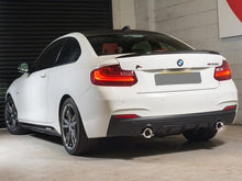 Load image into Gallery viewer, BMW M235i Sport Cat Back Exhaust Non-Resonated
