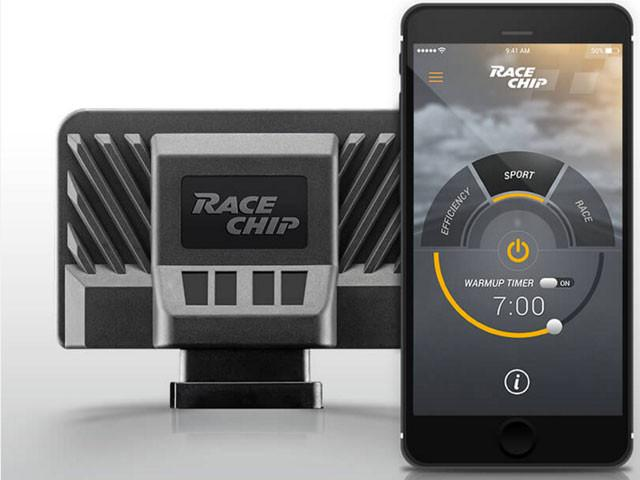 Racechip Ultimate with Smart Connect BMW M135i with 320bhp