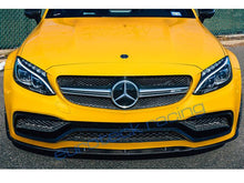 Load image into Gallery viewer, c63 coupe carbon spoiler