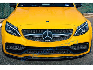 c63 coupe carbon spoiler