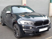 Load image into Gallery viewer, BMW F16 X6 grills black