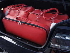 Aston Martin DBS Volante Luggage Baggage Bag Case Set Roadster bag