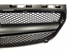 Load image into Gallery viewer, Matt Black Mercedes A Class grille