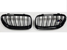 Load image into Gallery viewer, bmw e90 gloss black grills