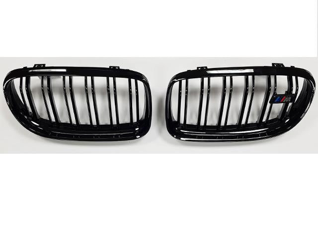 bmw e90 gloss black grills