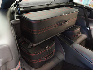 Ferrari Portofino Luggage Baggage Bag Case Set For Interior Rear Seats