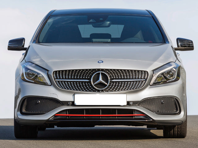 W176 A Class AMG Diamond Grille models from 10/2015 onwards
