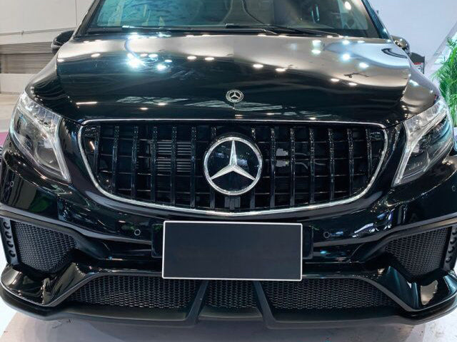 Grille Sport for Mercedes W447 V-CLASS 360° PANAMERICANA AMG LOOK