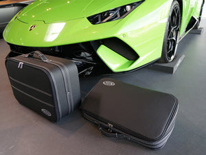 Lamborghini Huracan Spyder Luggage Roadster bag Set