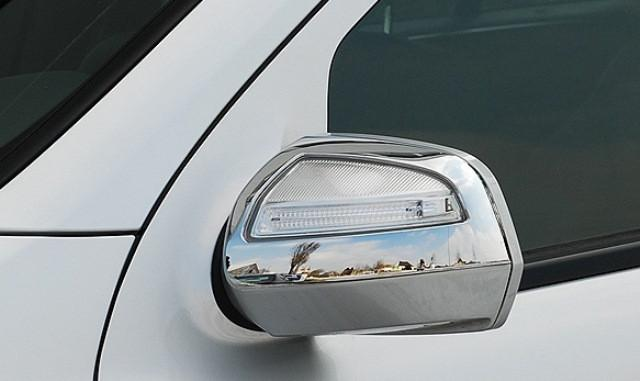 X164 GL Chrome mirror covers to 05/2010