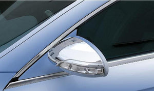 W221 S Class Chrome wing mirror cover set to 05/2009