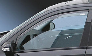 X204 GLK Wind deflector Set for Front windows