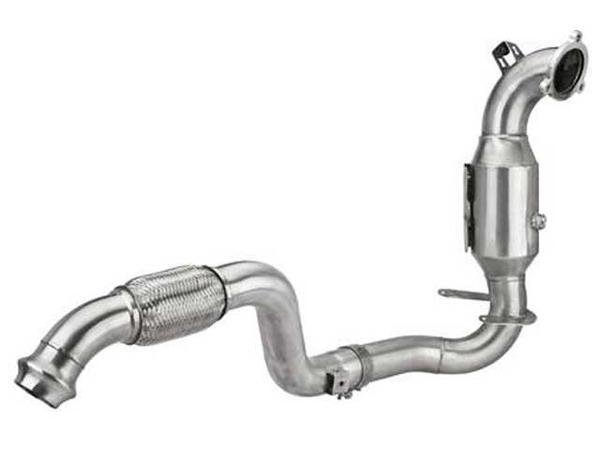 B200 B250 Sport Catalyst and Downpipe