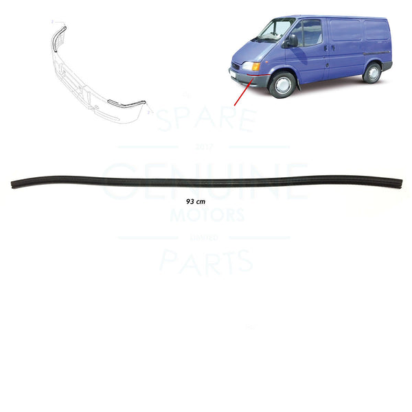FORD TRANSIT MK5 FRONT BUMPER RUBBING STRIP SEAL 1992-2000 (TY)
