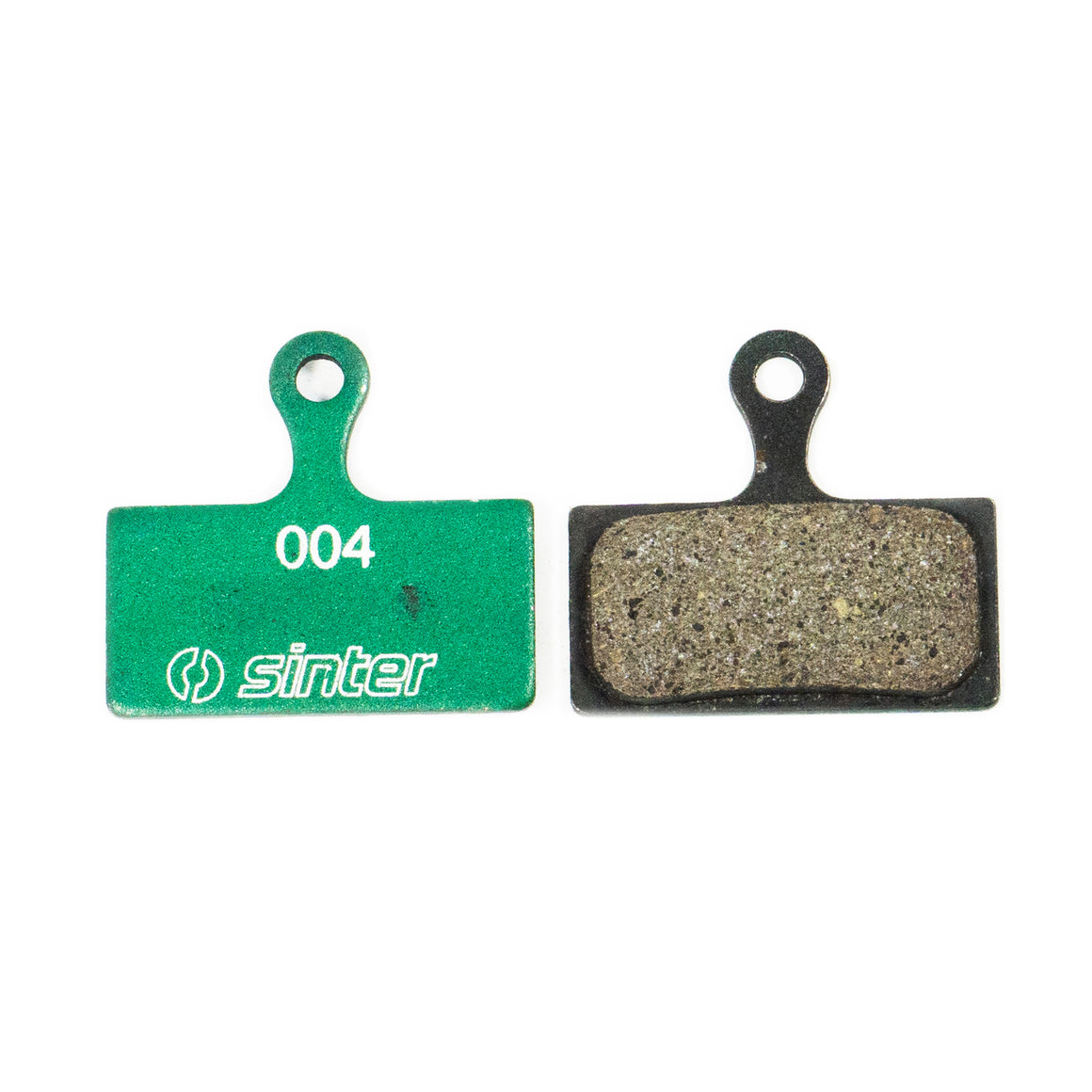 Sinter Race (Green) Brake Pads for Shimano XTR, XT, SLX Brakes
